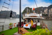 HALONG SEN CRUISE DAY TOUR