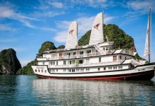 SIGNATURE CRUISE HALONG BAY 2 DAYS 1 NIGHT & 3 DAYS 2 NIGHTS from 183 USD/person only