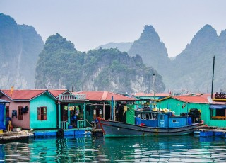 DISCOVER NORTH, CENTER AND SOUTH OF VIETNAM IN 12 DAYS