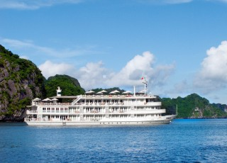 AUCO CRUISE HALONG BAY 3 DAYS 2 NIGHTS from 458 USD person only