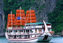 GRAY LINE CRUISE 2 DAYS 1 NIGHT & 3 DAYS 2 NIGHTS from 231 USD/cabin only