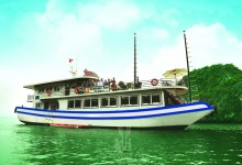 INCREDIBLE CRUISE HALONG DAY TOUR frm 58 USD/person only