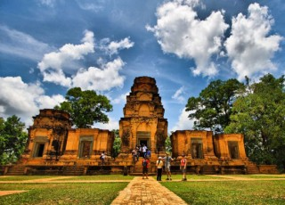 HIGHLAND CAMBODIA TOUR 12 DAYS 11 NIGHTS