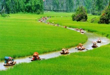 HANOI-HALONG-NINHBINH-MAICHAU 5 DAYS from 243 USD/person only