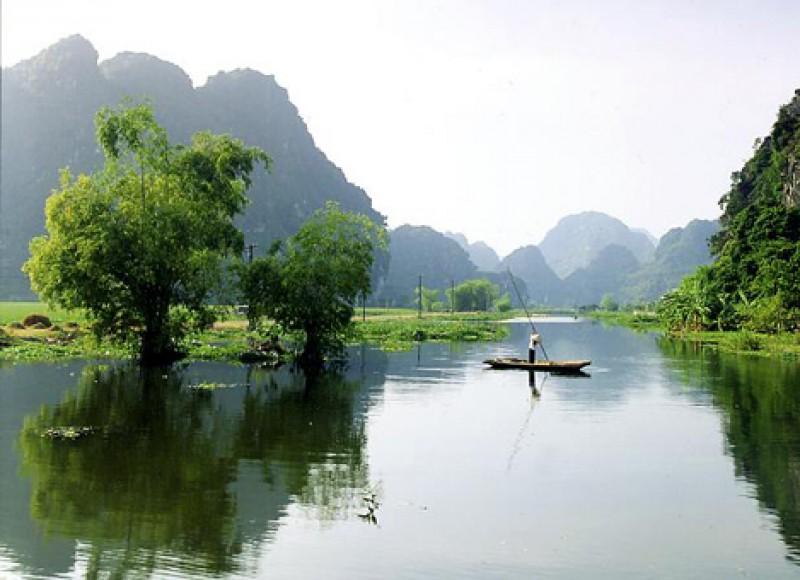 Hanoi Cuc Phuong Vantrinh Cave Van Long Tour 2 Days