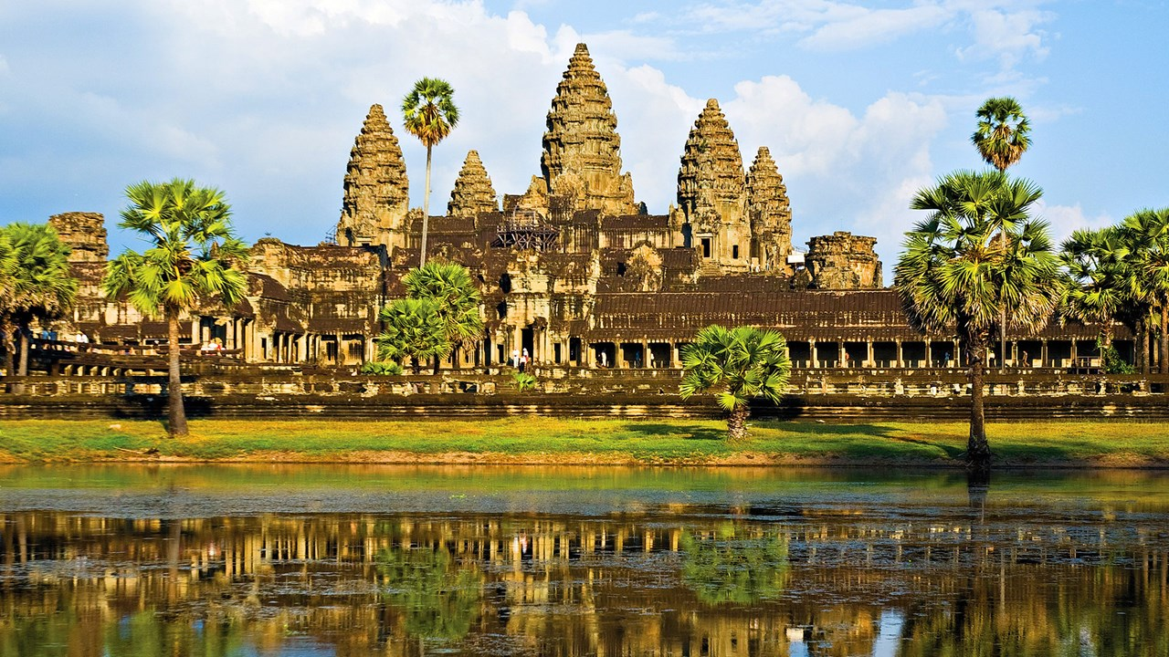 HIGHTLIGHTS OF CAMBODIA 10 DAYS 9 NIGHTS