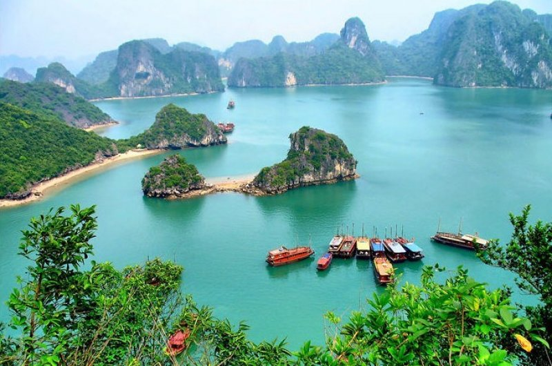 HANOI – HALONG - NINHBINH PACKAGE TOUR 5 DAY 4 NIGHTS
