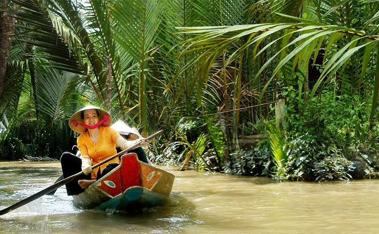 MEKONG DELTA HOMESTAY 2 DAYS 1 NIGHT from 58 USD/person only