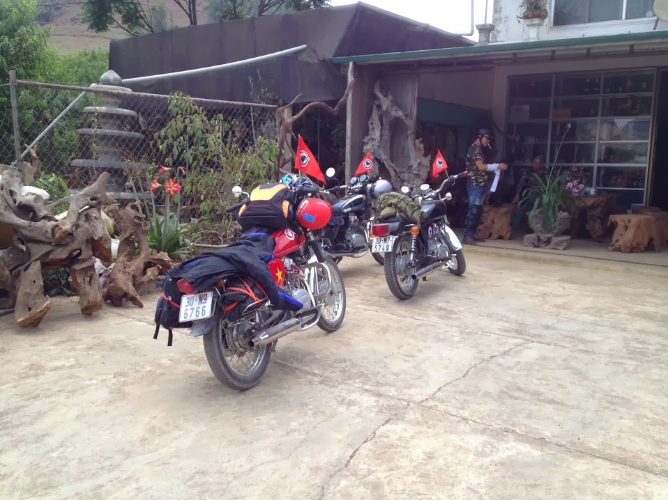 NORTHWEST VIETNAM MOTORBIKE TOUR 4 DAYS 3 NIGHTS