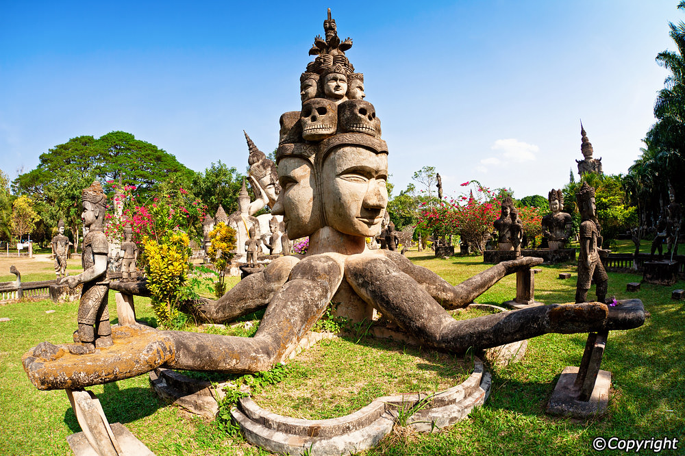 EXPLORE THE CAPITAL CITY OF VIENTIANE 3 DAYS 2 NIGHTS