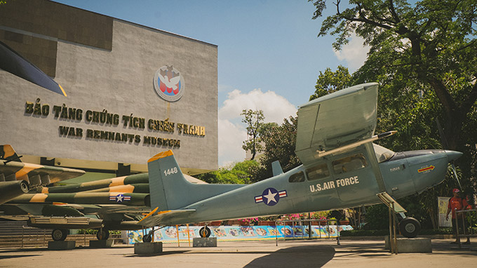 VIETNAM WAR REMNANTS 14 DAYS 13 NIGHTS